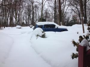 PA snow