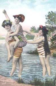 bathers_frolicking_vintage