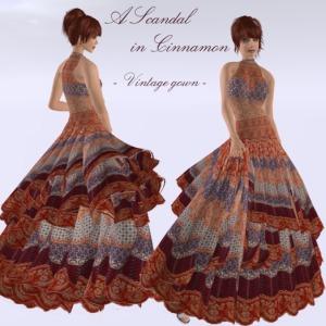 A_Scandal_in_Cinnamon_-_Vintage_Gown_-_v0912_-_sign